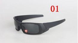 Wholesale Titanium Rimless Frames For Men - 2017 gascans New Fashion Designer Sunglasses for men and Women Driving Cycling Sun Glasses Eyewear Outdoor Sport sunglasses 7 colors
