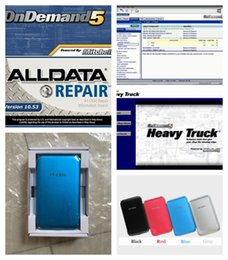 Wholesale Mitchell Manager - 48 in1 with 1TB usb HDD fit win7 win8 Alldata 10.53+161gb Mitchell 2015 + UltraMate+manager+tecdocs+elsaa5.2+vivid workshop