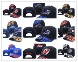Wholesale Vintage Cowboy Hats - Hot Ball Cap Men Visor New York Ranger Throwback NHL Vintage Snapback Hats Flat Sport LK bone Hockey Baseball Adjustable Caps