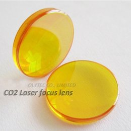 Wholesale Znse Co2 Laser Lens - Wholesale-CVD ZnSe Co2 laser focus lens with Diameter 12mm focus length 50.8mm thickness 2mm