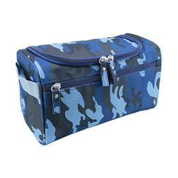 Wholesale Travel Toiletry Bags For Men - Waterproof Men Hanging Toiletry Bag Nylon Travel Organizer Cosmetic Bag For Women Large Necessaries Make Up Case Wash Makeup Bag