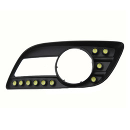 Wholesale Great Wall H5 - Osmrk led drl daytime running light for great wall hover H5 with wireless switch, fog lamp cover, top quality