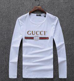 Wholesale Mens Cotton Tees Women - HOT Brand G & G T Shirt 100% Cotton 2018 Paris Mens Black POLO T-Shirts Homme Short Sleeve Tee Shirts Brand Clothing M-XXXL #9007
