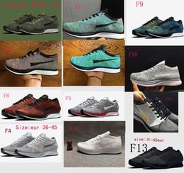 Wholesale Multi Color Women Shoes - New color 2017 Quality Wholesale racers men women casual shoes light blue red white breathable outdoor shoes 36-45