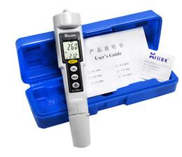 Wholesale Salt Water Tester - Digital Salt Meter CT-3081 Waterproof Pocket Pen Type Salinity Tester Measure Range 0-9999 mL g Water Quality Meters Monitor