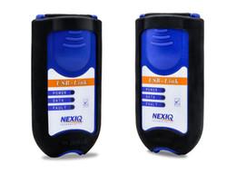 Wholesale Diagnostic Code Nexiq - 2016 diesel heavy duty truck diagnostic tool Nexiq usb link 123032 for cummins, Perkins, Volvo,CAT, Detroit, Navistar scaner nexiq