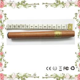 Wholesale Shisha Time New - New Disposable Cigar 1300 Puffs Pen Electronic Cigarette Kit E Cigars E Cig Vapor flavor Vaporizer Better Than E Shisha time Hookah