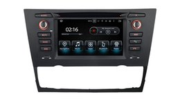 Wholesale Dvd Canbus - 2 Din Android 7.1 Car DVD Player for BMW M3 E90 E91 E92 E93 Quad Core Stereo Radio Support GPS Navigation DAB Canbus