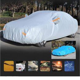 Wholesale Outdoor Waterproof Covers - Universal Car Covers Styling Indoor Outdoor Sunshade Heat Protection Waterproof Dustproof Anti UV Scratch Resistant for SUV &SEDAN CAR