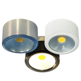 Wholesale Advantage Surfaces - Wholesale price 7W Warm cold white Dimmable Cob Surface Mounted LED Down Lights High Grade Advantage Products Quality Led lamp AC85-265V