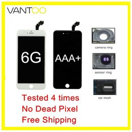 Wholesale Factory Replacement Parts - LCD Display Touch Screen Replacement Repair Parts 4.7 Inch AAA+ Quality for iphone 6 6g Factory Price