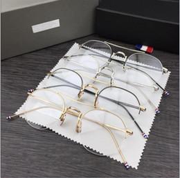 c3220e6b60 Sunglasses Frames TB-903 plank frame glasses frame restoring ancient ways  oculos de grau men and women myopia eyeglasses frames