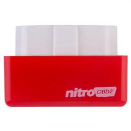 Wholesale Performance Tune Car - hot sale Nitro OBD2 Plug and Drive OBD2 Chip Tuning Box Performance NitroOBD2 Chip Tuning Box for Diesel Cars