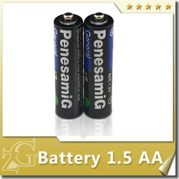 Wholesale Aa Batteries Alkaline - Battery Size 5 (AA) 1.5V AA Dry Battery for Toy Remote Control 1 lot (60pcs) Free Shipping
