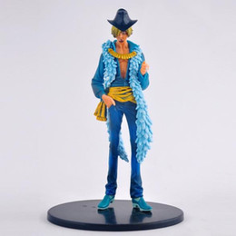 Wholesale Anniversary Animation - ONE Piece 15th Anniversary Vinsmoke Sanji figure toys good gifts for Comic and Animation fans