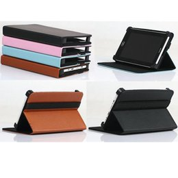 Wholesale Tablet Pc Cover Price - Best price tablet case cover PU Leather Case for 7 8 9 10 inch Samsung Galaxy Tab 3 4 iPad Air Tablet PC case DHL free