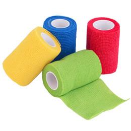 Bandage auto-adhésif Wraps Bande adhésive adhésive élastique 4.5m x 7.5cm ? partir de fabricateur