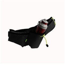 Wholesale Pink Kettles - Wholesale- Kettle pockets men and women outdoor sports multi - functional running bag waterproof invisible mobile phone belt package