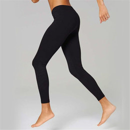Wholesale English Women Clothes - Wholesale- 2017 English Letters Printed Leggins Women Clothing Ankle-Length Summer Fitness Breathable Slim Sporting Leggings