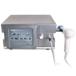 Wholesale acoustic factory - Factory Price Slimming Ultrasonic Acoustic Therapy Pain Relif Radio Shock Wave Spa Machine Fat Loss
