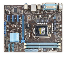 Wholesale Asus Lga1155 - For Asus P8H61-M LX PLUS Original Used Desktop Motherboard H61 Socket LGA 1155 i3 i5 i7 DDR3 16G uATX On Sale