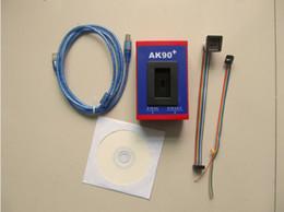 Wholesale Bmw Ews Key - transponder key machine for bmw key programmer For BMW EWS Best Quality AK 90 V3.19