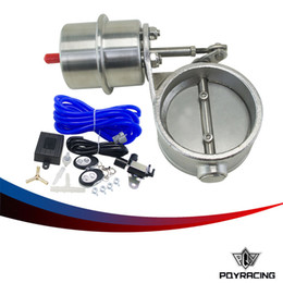 """Wholesale Valve Actuator - PQY -Exhaust Control Valve With Boost Actuator Cutout 2.5"""" 63mm Pipe CLOSED with Wireless Remote Controller Set PQY-ECV01-25"""