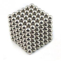 Wholesale Neodymium Balls - NEW DIY Magnetic Materials 216pcs cube Neodymium magnet balls 3mm Neodymium magnet balls