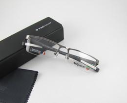 Wholesale Myopia Eyes - 2017 eyeglasses frame TH0882 plank frame glasses frame restoring ancient ways oculos de grau men and women myopia eye glasses frames