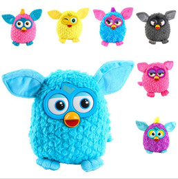 Wholesale plush elves - Owl Elves Plush Dolls 10cm Kids Soft Stuffed Toy Birthday Gifts Cute Doll 10 Styles 200pcs OOA3337