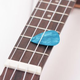 Wholesale Acoustic Guitar Plectrum - 2017 10pcs Set Bass Guitar Picks Multi Smooth ABS Custom Acoustic Electric Guitarra Plectrum Accessories Musical Instrument