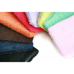 Wholesale Hot Mens Hair - Wholesale-2016 Hot Korea Style New Candy Color Towel Material Movement Yoga Hair Band Ladies Mens Sports Headband Hairband Stretchy