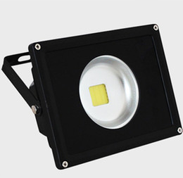 Wholesale Outdoor Floodlight Fixtures - Outdoor Landscape Lighting LED Floodlights 10W 20W 30W 50W 70W waterproof led lights fixtures 85-265V 12v R G B warm nature cool white