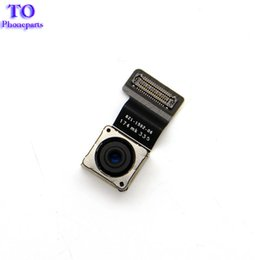Discount iphone 5s rear camera - 50Pcs Free DHL Original Rear Back Camera Module with Flex Cable For iPhone 5S Main Camera Replacement Parts