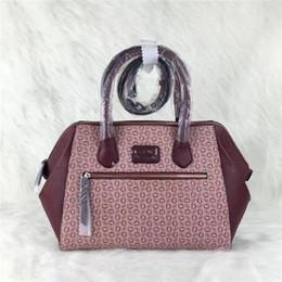 Wholesale Elegant Fashion Handbags - 2017 new fashion elegant hot sale fashion women shoulder bag Crossbody pattern Tote Handbag With Crossbody Strap Colors