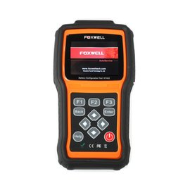 Wholesale Volvo 18 - 2016 Newest Foxwell NT402 Battery Configuration Tool Auto Scanner Automotive Diagnostic Tools Car Scanners 18-month Free Updates