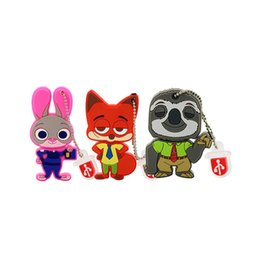Wholesale Lanyards Cheap Price - Cartoon Zootopia Sloth Mr.flash USB Flash Drive With Bulk Cheap Price Full Capacity 1GB 2GB 8GB 16GB 4GB