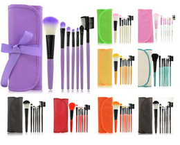 Wholesale Army Tools - 7pcs kits Makeup Brushes Professional Set Cosmetics Brand Makeup Brush Tools Foundation Brush For Face Make Up Beauty Essentials