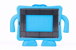 Wholesale Ipad2 Cartoon Case - 006 EVA Tablet Cases For Apple Ipad2 3 4 9.7 inch Cute Tote Cartoon Colorful