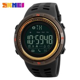 Wholesale Mm Photography - wholesale Christmas gift Men sports smart watches Intelligent bluetooth fashion outdoor sports watches sport smart wristwatches