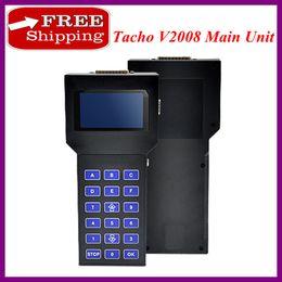 Wholesale Peugeot Dashboard - Top Tacho V2008 Main Unit Tacho Pro Plus Dashboard Programming Tool July Version Tacho2008 Pro Main Device