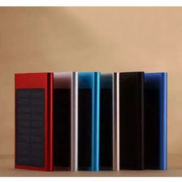 Wholesale Selling Laptop Chargers - 3000mAh Portable Charger Selling Power Bank Portable Solar External Battery Backup Powerbank for Cell Phones Laptop Camera MP4 Shockproof