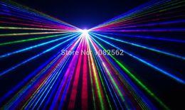 Wholesale Ilda Rgb - Full color DMX ILDA 2w rgb PC control programme stage laser light