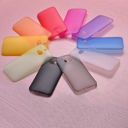Wholesale One M7 Water - Wholesale Ultra thin Matte phone cases for HTC one m8 mini m9 m7 Colorful Hybrid htcm8 cases High Quality free DHL