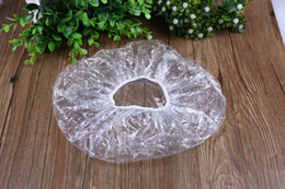Wholesale Disposable Hair Shower Cap - Big discount hair salon disposable waterproof Shower Caps free shipping