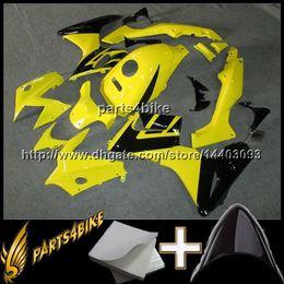 cbr125r verkleidungen Rabatt 23colors + Botls GELBE Motorradverkleidung für HONDA CBR125R 2004-2005 04 05 CBR 125R 04-05 ABS Kunststoffverkleidung