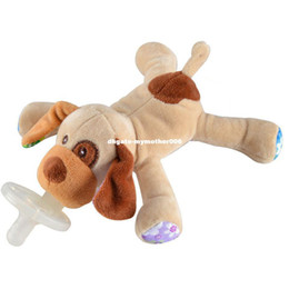 Wholesale Baby Toys Products - Baby Comforter Toys Pacimals cartoon nuk Pacifiers baby feeding products YYT002-003