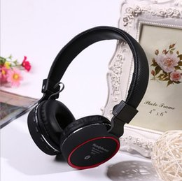 Wholesale Syllable Wireless Bluetooth Headphones - 1 Piece Start Sale Wholesale Headband Wireless Bluetooth Headphones Headset Sporting Driving Long Distance hbs syllable