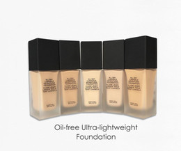 Wholesale Oz Mix - Famous Brand All Day Luminous Weightless Foundation Cosmetics 1FI. Oz. 30mL 6 Colors Makeup Base Hot Sale
