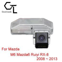 wireless parking reversing camera NZ - For Mazda M6 Mazda6 Ruiyi RX-8 2008 ~ 2013 Wireless Car Auto Reverse CCD HD Rear View Camera Parking Assistance